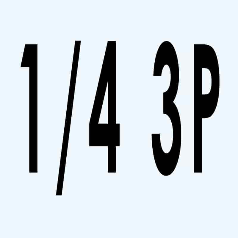 1/4 Jack 3 pol