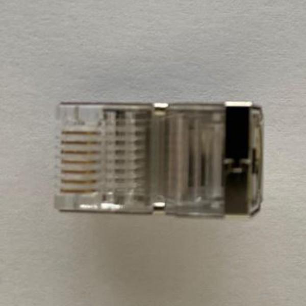 Insert for ENOVA RJ28 plug system, Cat5e version